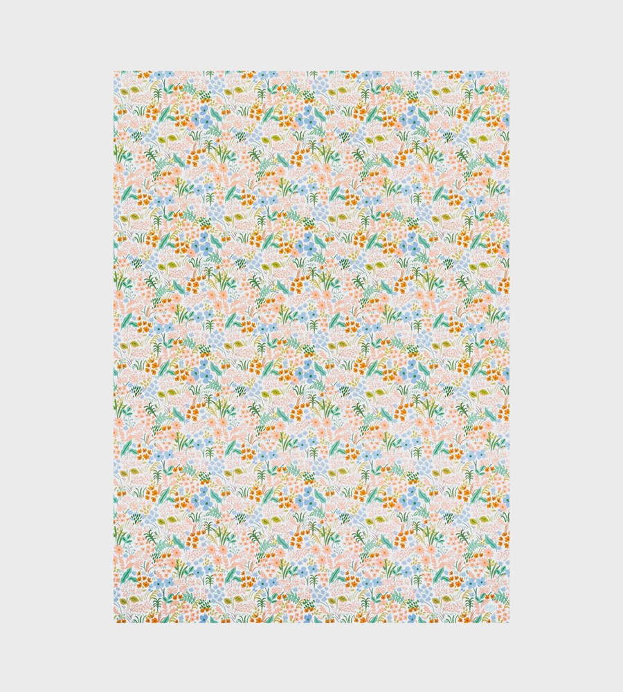 Rifle Paper Co. | Wrapping Sheet | Meadow Pastel