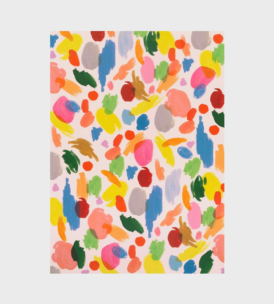 Rifle Paper Co. | Wrapping Sheet | Palette