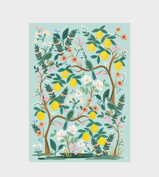 Rifle Paper Co. | Wrapping Sheet | Shanghai Garden