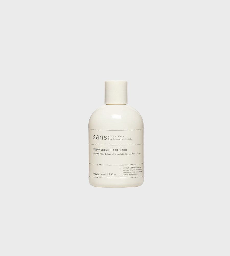 Sans Ceuticals | Volumising Hair Wash | 250mL