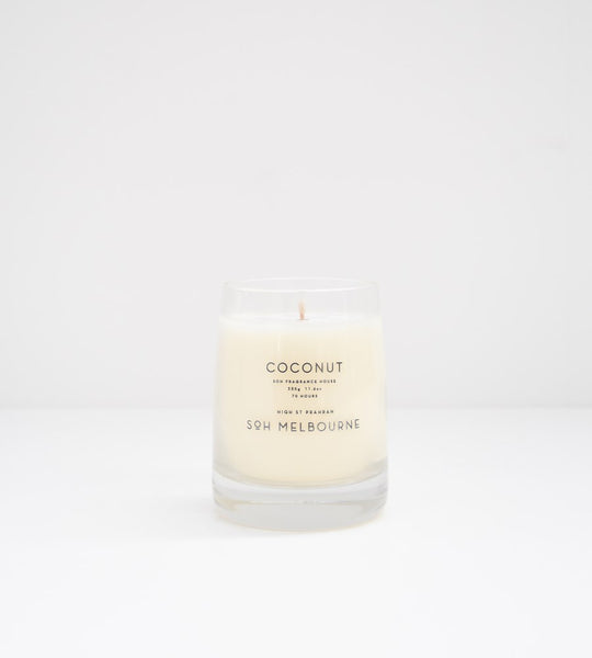 Scent of Home Candle Coconut & Kaffir Lime