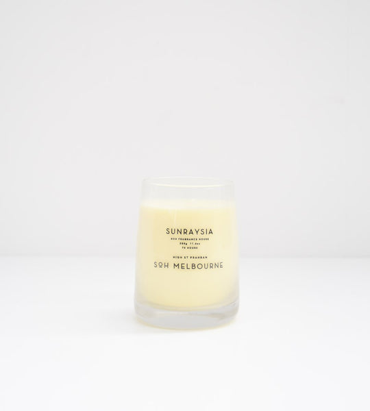 Scent of Home Candle Sunraysia