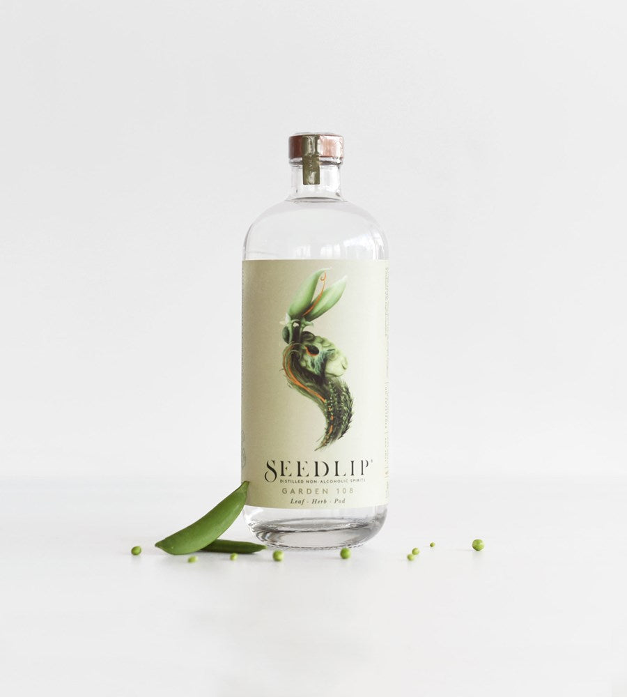 Seedlip Alcohol Free Spirit Garden 108