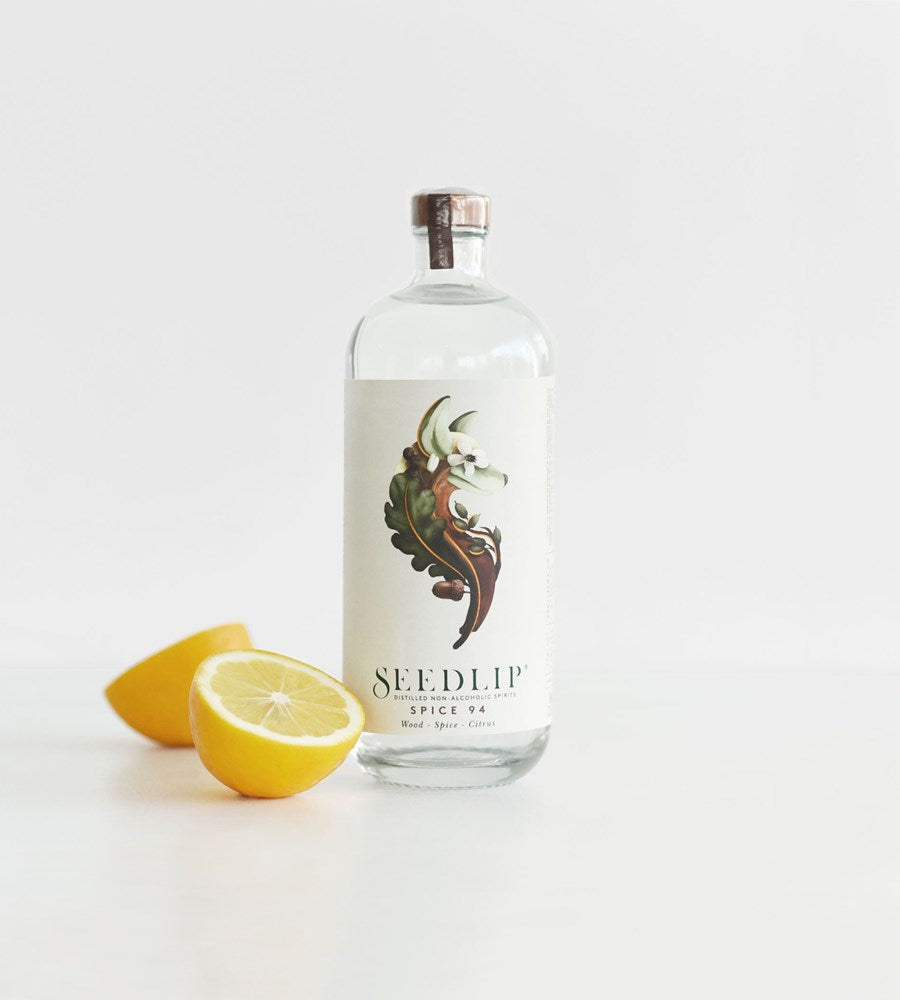Seedlip Alcohol Free Spirit Spice 94
