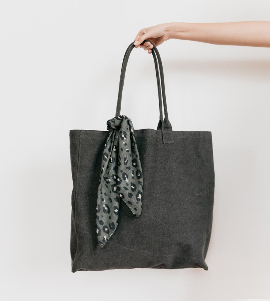 Sophie | Great Big Bag | Charcoal