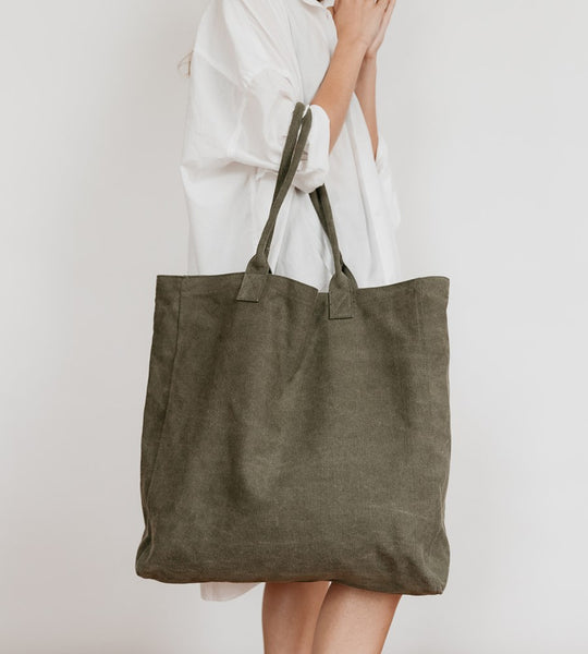 Sophie | Great Big Bag | Khaki