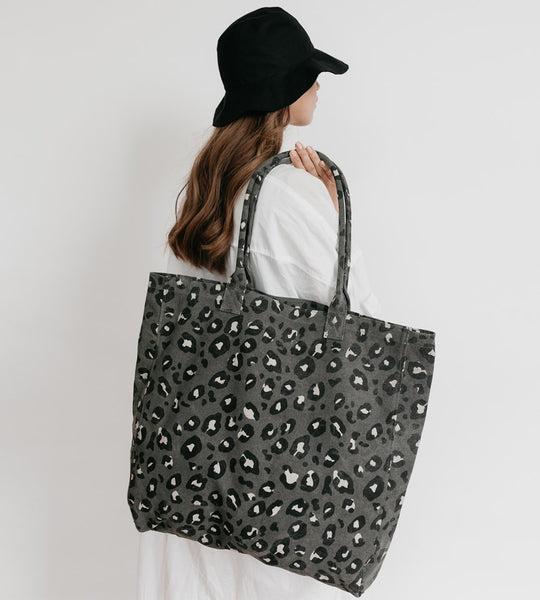 Sophie | Great Big Bag | Leopard