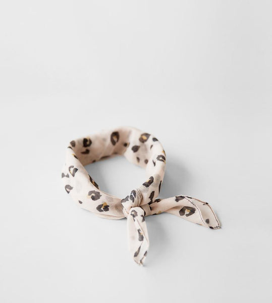 Sophie | Leopard Scarf