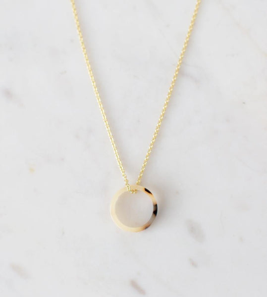 Sophie | Little Tort Neck | Light | Gold
