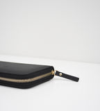 Sophie Matte Black Wallet
