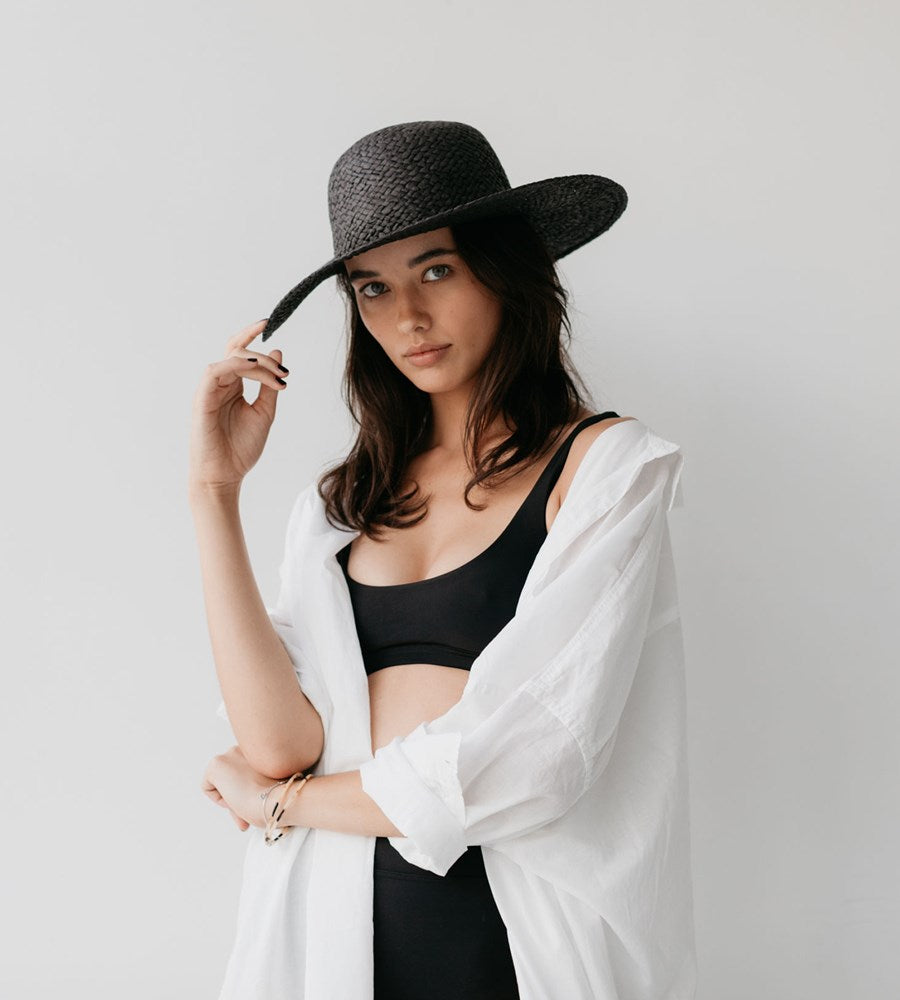 Sophie | So Chic Hat | Black