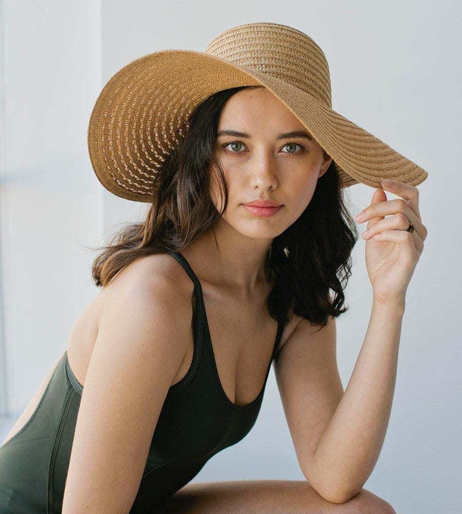 Sophie | So Shady Extra Hat | Natural
