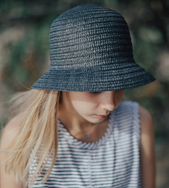 Sophie | So Shady Mini Hat | Black