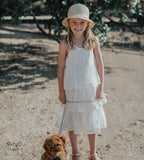 Sophie | So Shady Mini Hat | Ivory