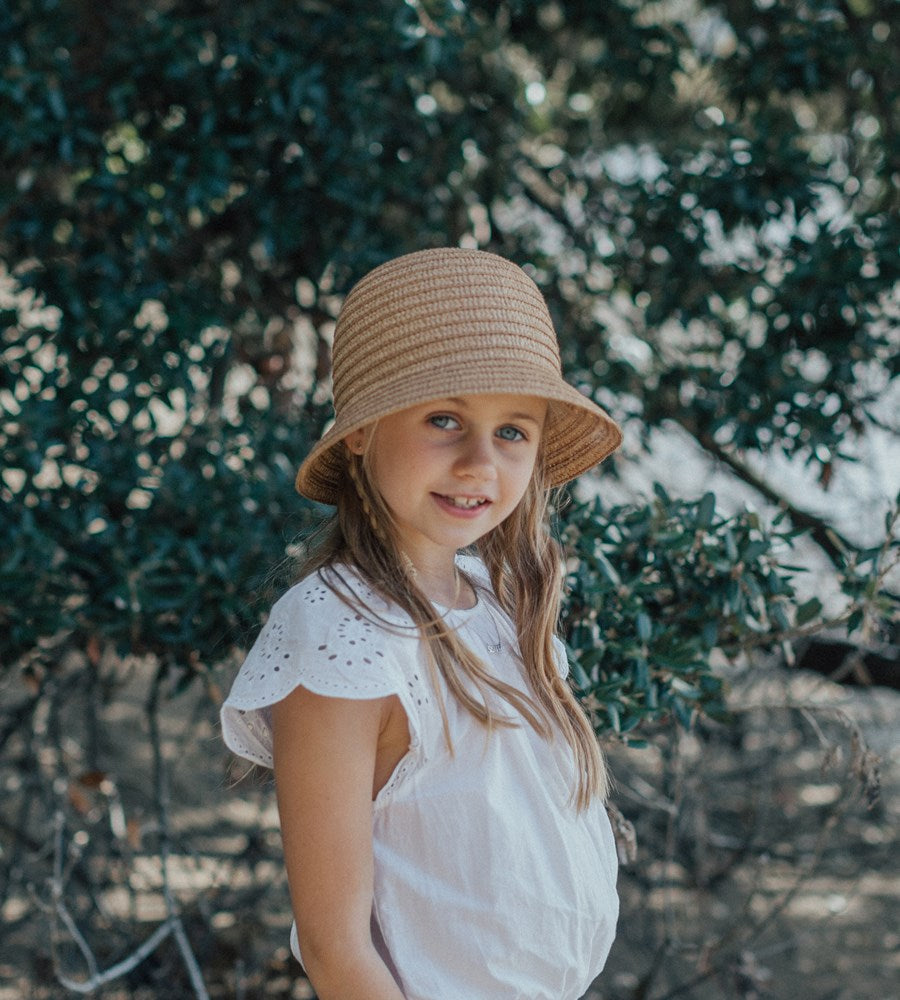 Sophie | So Shady Mini Hat | Natural