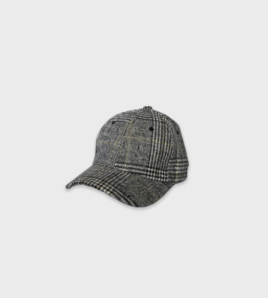 Sophie | Wool Cap | Tweed
