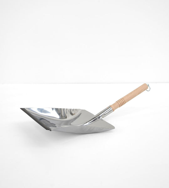Stainless Steel Dustpan with Loop