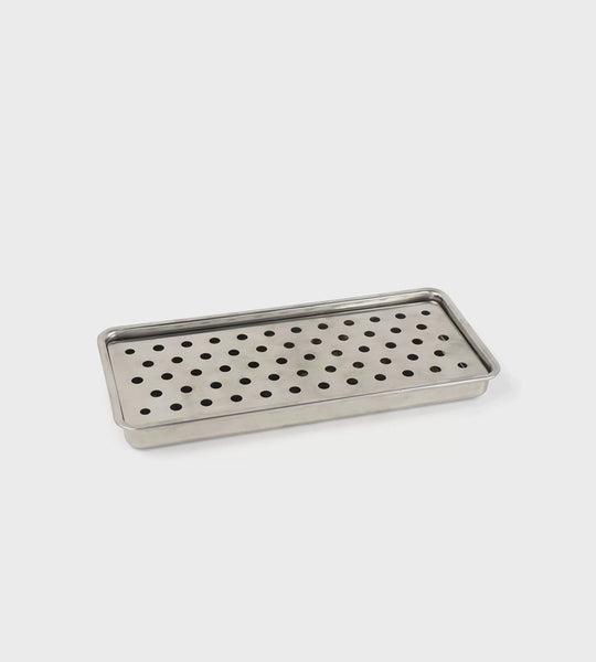 Stainless Steel Sink Tray | 23 x 10cm