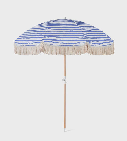 Sunday Supply Co. | Beach Umbrella | Pacific Stripe