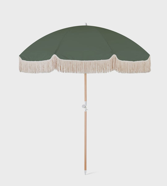 Sunday Supply Co. | Beach Umbrella | Tallow