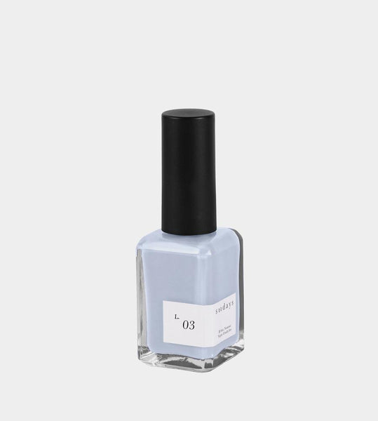 Sundays | Non Toxic Nail Polish No. L3