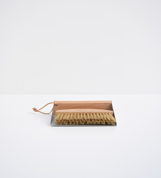 Table Dust Pan & Brush