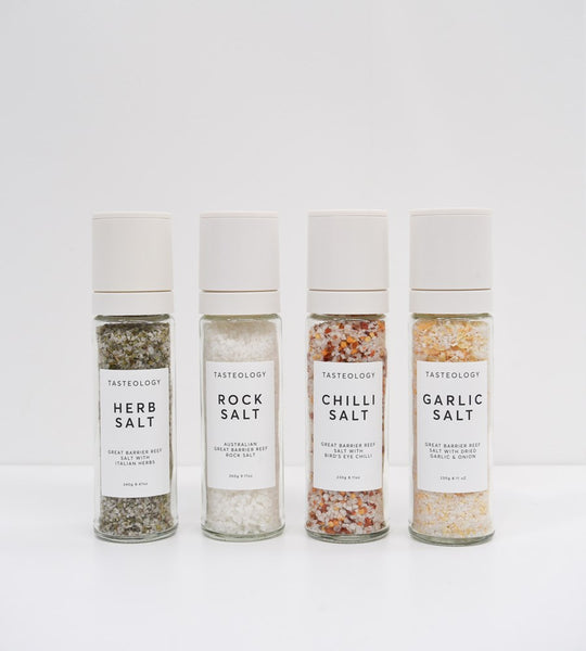 Tasteology | Great Barrier Reef Rock Salts Box