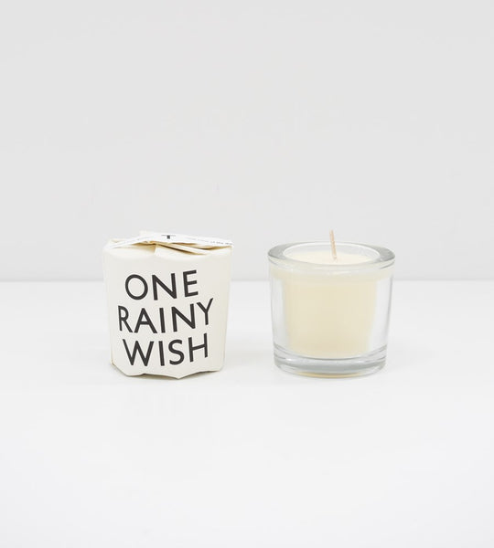 Tatine | Tisane Candle | One Rainy Wish