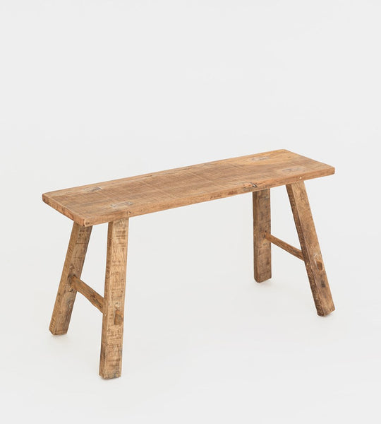 Teak Bench | Natural | Medium