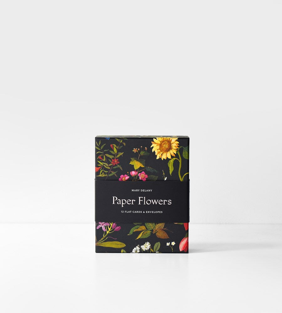 The Art of Mary Delany | Paper Flowers Notecards and Envelopes
