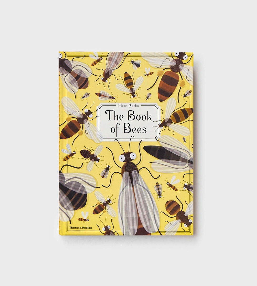 The Book of Bees | by Piotr Socha