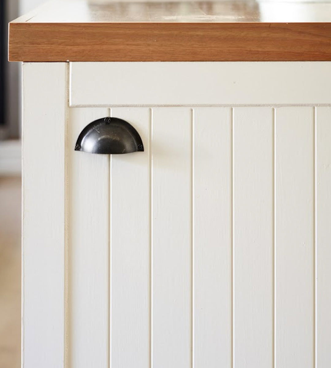 The Society Inc. | Galley Drawer Pull | Black
