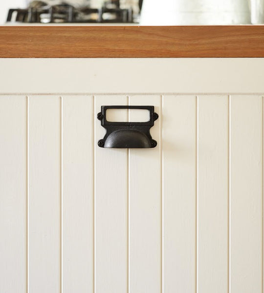 The Society Inc. | Major Drawer Pull | Black