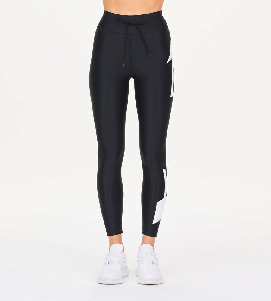 The Upside | Original Super Soft Arrow Midi Legging | Black