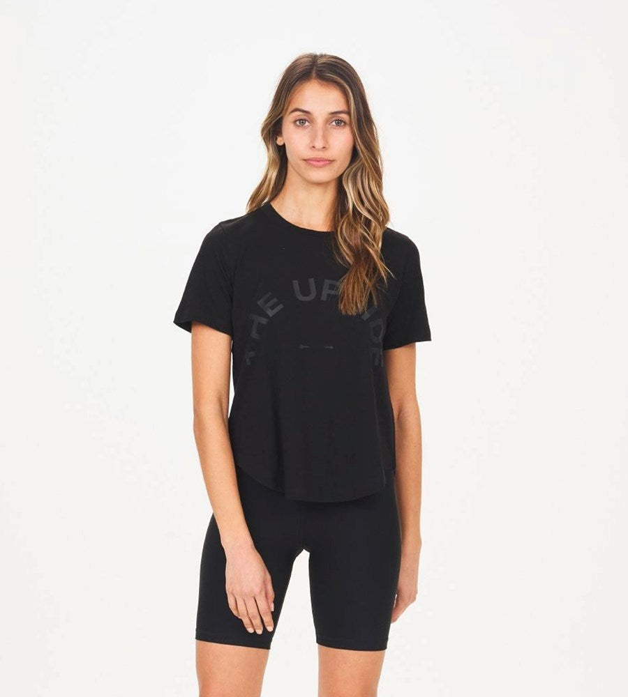 The Upside | Tee | Black