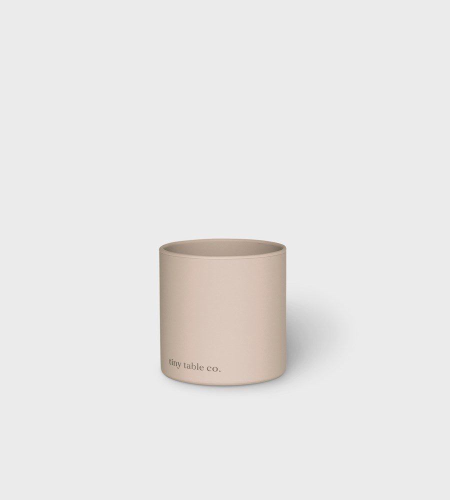 Tiny Table Co. | First Cup | Sand