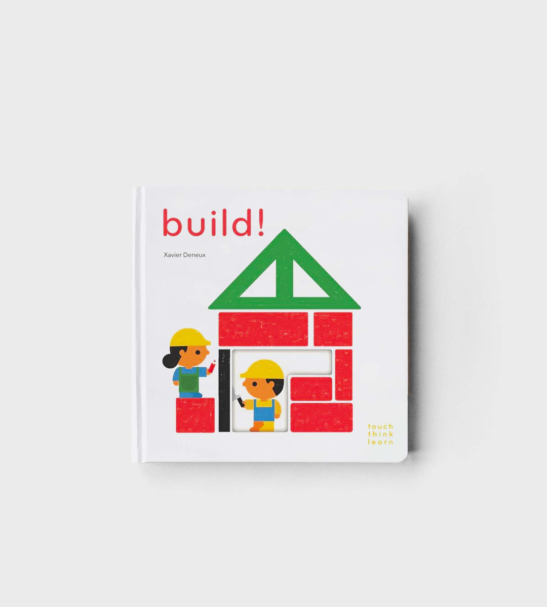 Touch Think Learn | Build