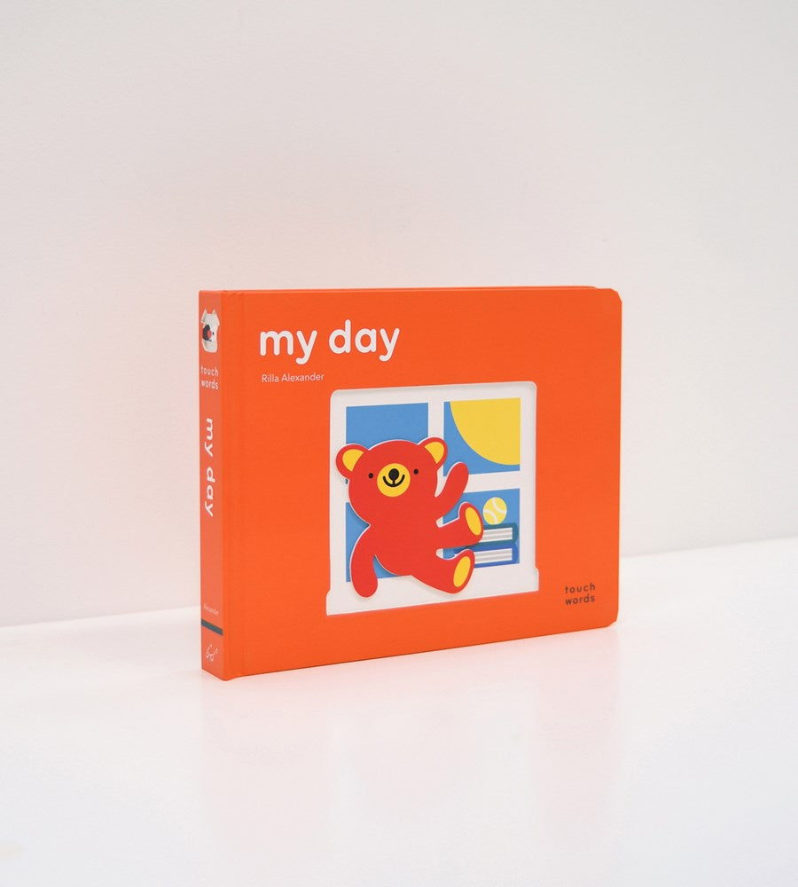 TouchWords My Day Kids Book