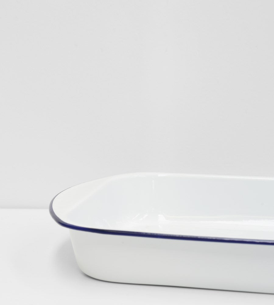 Traditional Enamel | Lasagne Pan | Extra Large