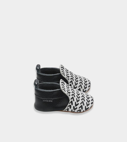 Ltl Big | Urban Slip-On Baby Boots | This Way