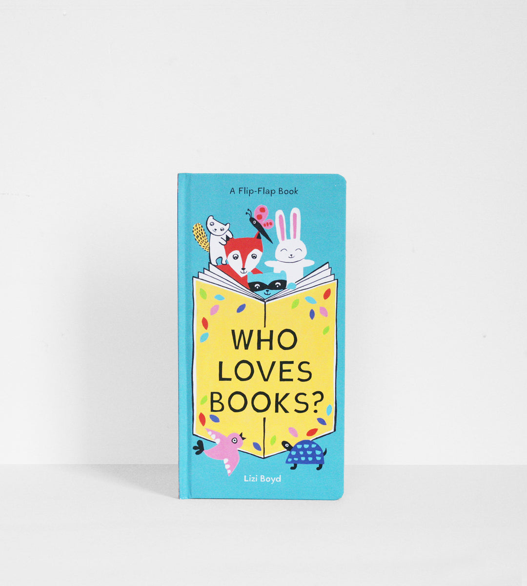 Who Loves Books | by Lizi Boyd
