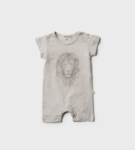 Wison & Frenchy | Growsuit | Little Lion