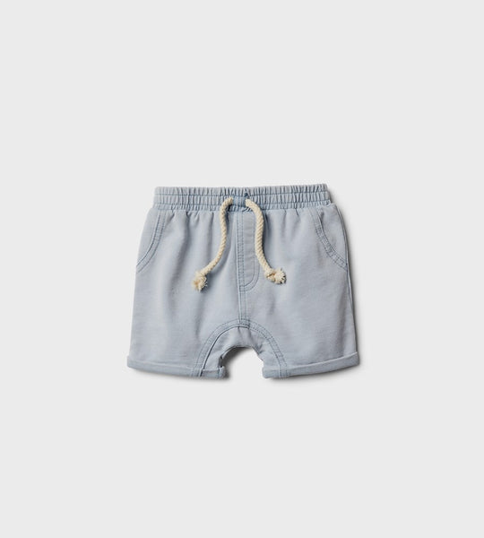 Wilson & Frenchy | Knit Denim Short