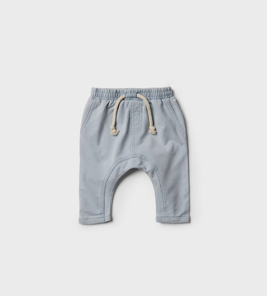 Wilson & Frenchy | Knit Denim Slouch Pant