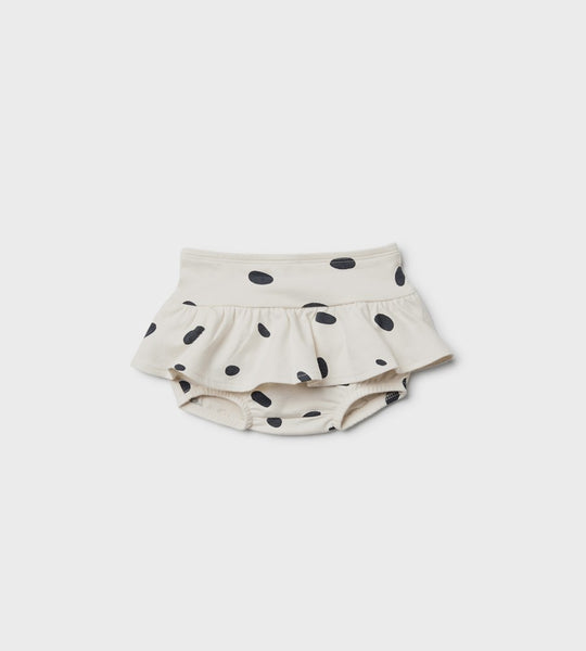 Wilson & Frenchy | Nappy Pant with Ruffle | Speckled Spots