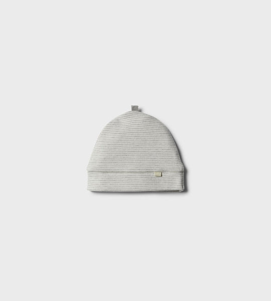Wilson & Frenchy | Organic Beanie | Cloud Grey