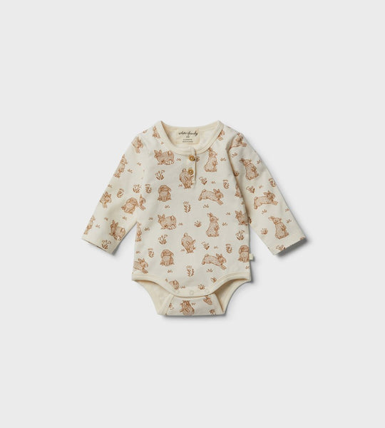 Wilson & Frenchy | Organic Bodysuit | Little Hop