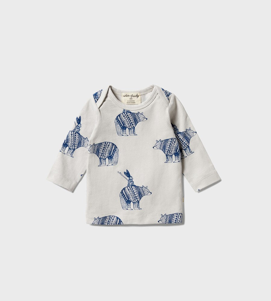 Wilson & Frenchy | Organic Envelope Top | Little Adventures