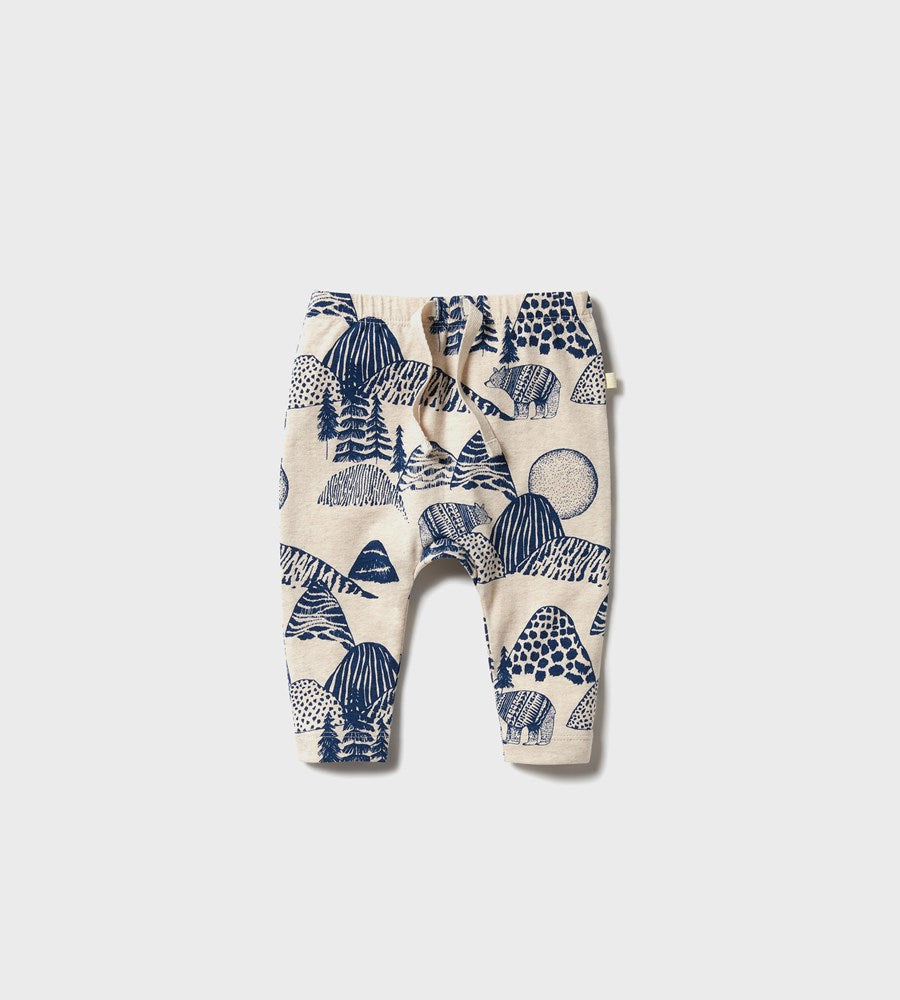 Wilson & Frenchy | Organic Legging | Little Mountains