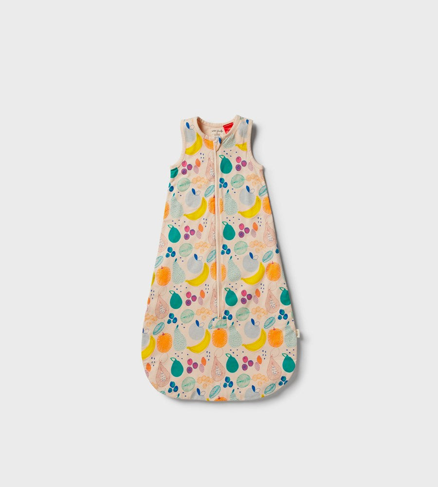 Wilson & Frenchy | Organic Sleeping Bag | Fruit Loop
